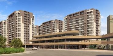 Prestij Park projesinin yüzde 65'i satıldı