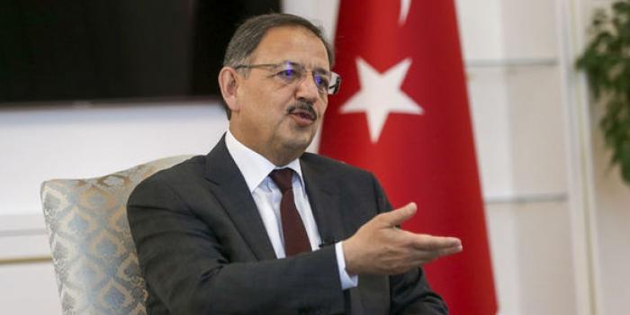 Çevre Bakanı Özhaseki: Su zengini bir ülke değiliz