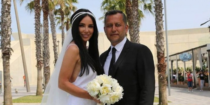 Gülşen ve Ozan Çolakoğlu yeni evlerine geçti
