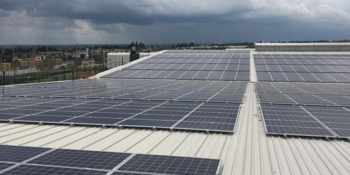 Adana güneş enerjisi santrali
