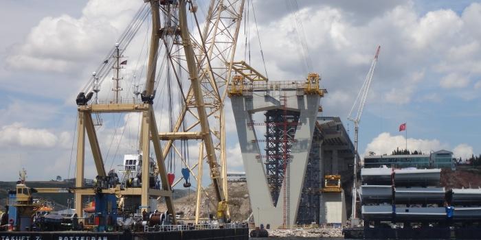 Osmangazi Köprüsü'ne BASF imzası