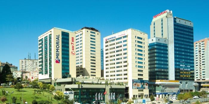 Ataşehir Memorial binası için yürütmeyi durdurma