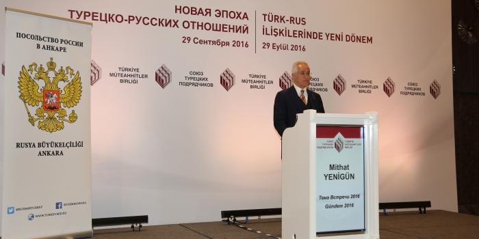 Müteahhitlerden Rus Büyükelçisi'ne kararname hatırlatması