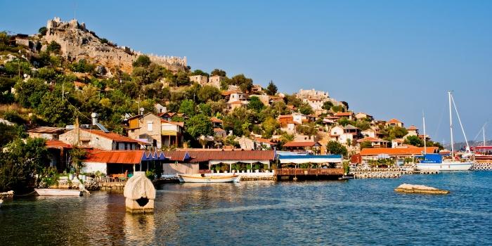 Özak GYO Antalya Demre'ye otel yapacak