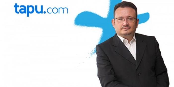 Tapu.com'u ayda 250 bin kişi ziyaret ediyor