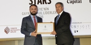 Yiğit İDK Group'a Real Estate Stars'tan ödül
