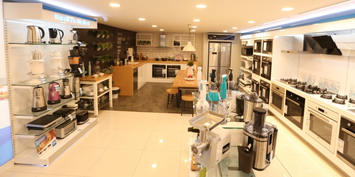 Beko'dan, İstanbul'a 8 Yeni Konsept Mağaza
