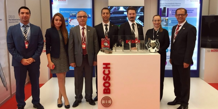 Bosch Termoteknik'e 4. kez üst üste 'En Başarılı Ar-Ge Merkezi Ödülü'