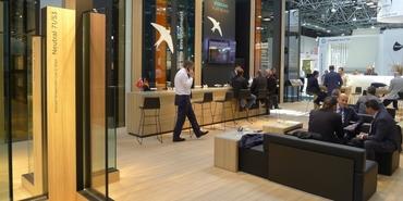 Şişecam Düzcam, Glasstec 2016'de