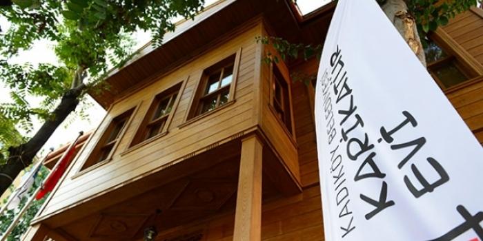 Kadıköy Karikatür Evi açıldı