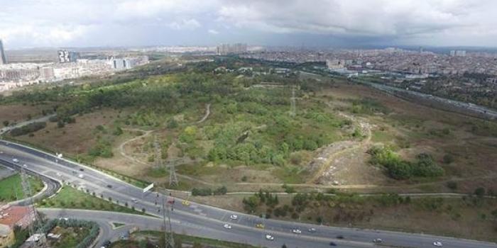 Metris'in önü şehir parkı olacak