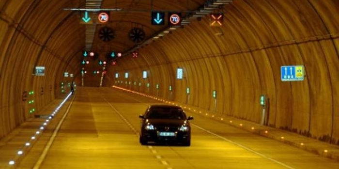 Sarıyer Tüneli projesinde çalışmalar devam ediyor