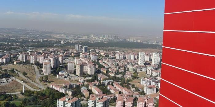 Ankara kuleleri