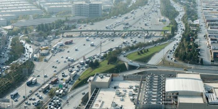 Mahmutbey trafiği