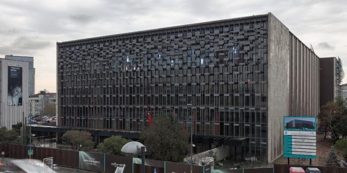 Atatürk kültür merkezi son durum