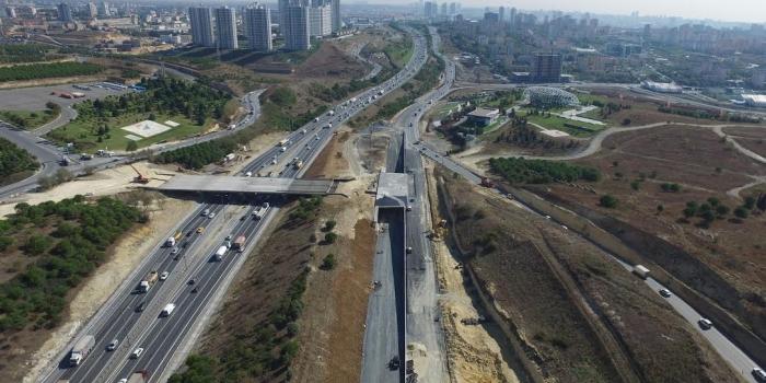 TEMA İstanbul ortaklarından bağlantı yoluna büyük yatırım