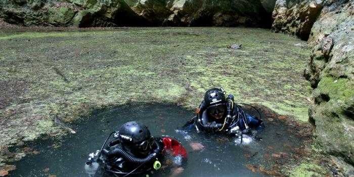 Büyük keşif: Dünyanın en derin su altı mağarası