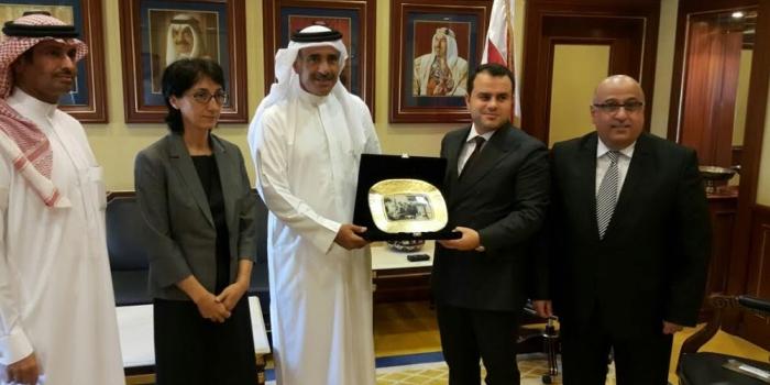Türk müteahhitleri Bahreyn'de 20 bin konut inşa edecek