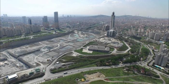 İstanbul Finans Merkezi'nin temeli 14 Ekim'de atılıyor