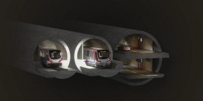 3 Katlı Büyük İstanbul Tüneli için 3 firmaya davet