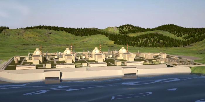 Akkuyu Nükleer Güç Santrali Projesi onaylandı