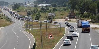 Bolu-İstanbul Otoyolu 24 Ekim'e kadar kapatılacak