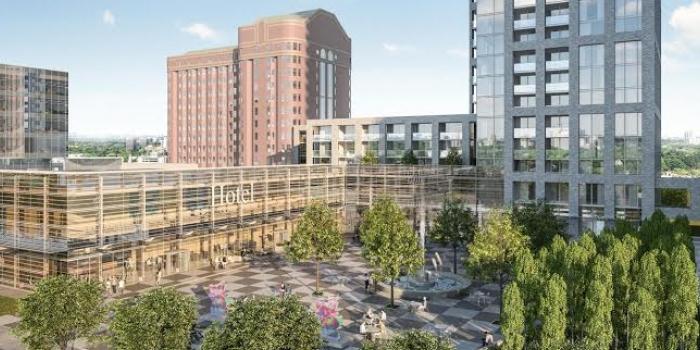 Kennedy Condominiums'un yüzde 80'i satıldı
