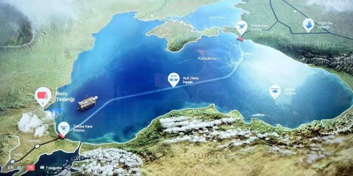 Türk Akımı'nda sıcak saatler: Proje fiilen başladı