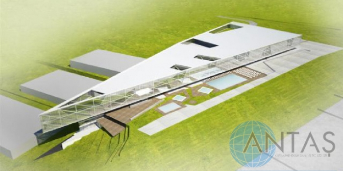 Ataşehir Club Sporium arazisinin ihalesi 23 Haziran'da yapılacak!