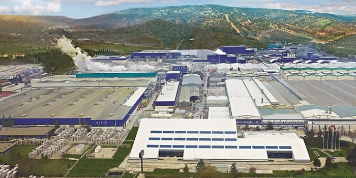 Eczacıbaşı, Türkiye'deki karo üretimini tek merkezde topluyor