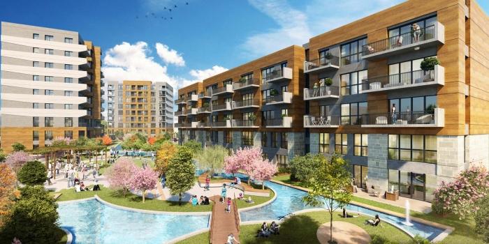 Sur Yapı'dan yeni proje: Şehir konakları
