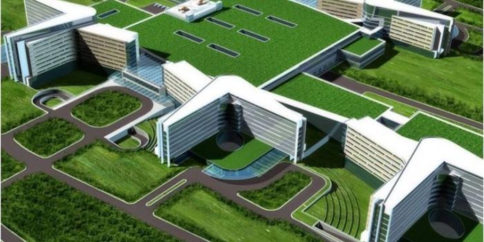 Türkiye'nin en büyük sağlık kampüsü İzmir'de