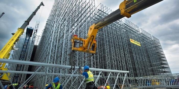 Rusya inşaat işleri