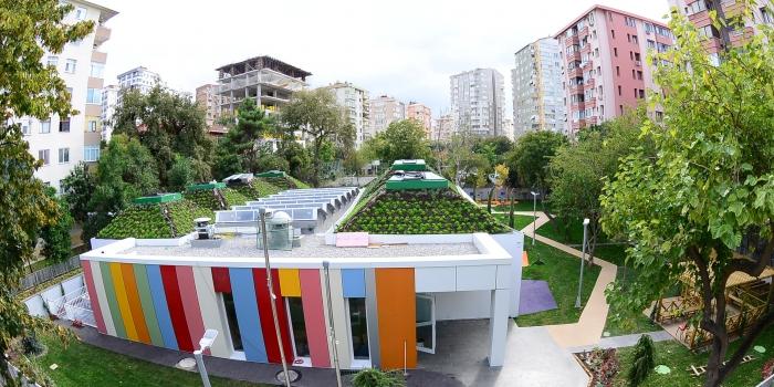 Türkiye'nin ilk ekolojik çocuk yuvası