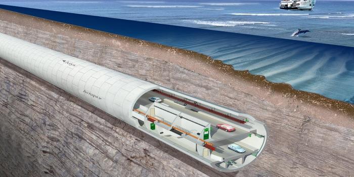 3 Katlı Büyük İstanbul Tüneli projesinde ihale şoku