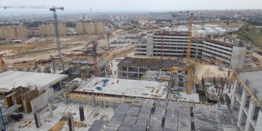 Şehir hastaneleri yatırımları 20 milyar dolar sınırına dayandı