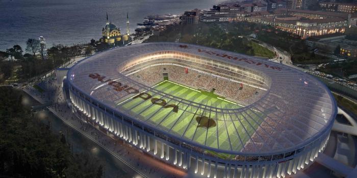 Vodafone Arena'da 4 metre tartışması büyüyor