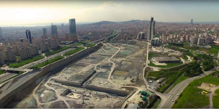İstanbul Finans Merkezi'ndeki binaların temeli yarın atılacak
