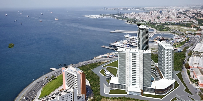 İstanbul konut fiyat artışı
