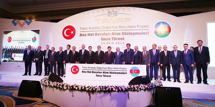 TANAP Genel Müdürü'nden Türk Akımı açıklaması