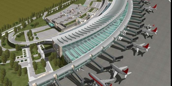 Üçüncü Havalimanı'nda kiralama süreci başladı