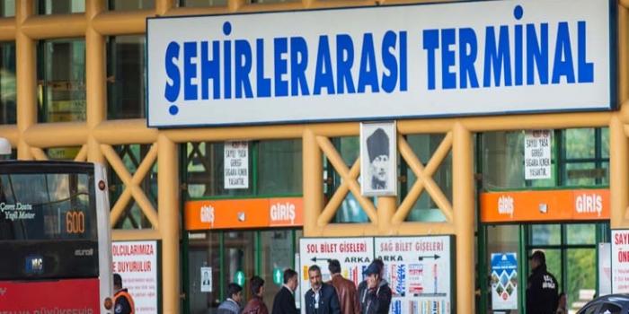 Antalya yeni otogar projesi