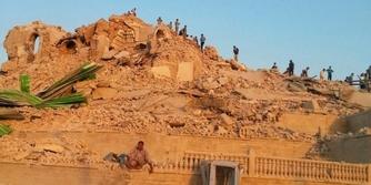 Onlar artık yok: IŞİD tarafından yok edilen tarihi eserler