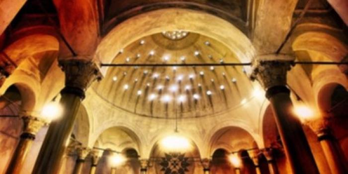 Tarihi Cağaloğlu Hamamı 3. İstanbul Tasarım Bienali'nde