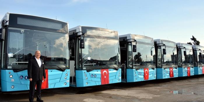 Türkiye'de bir ilk: Toplu taşıma araçlarında kredi kartı dönemi