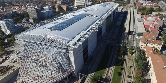 Ankara YHT Garı 29 Ekim'de açılıyor