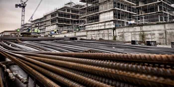 Bina inşaat maliyetleri yükselişini sürdürüyor