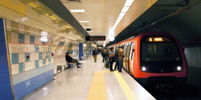 İstanbul metro hatları 2016