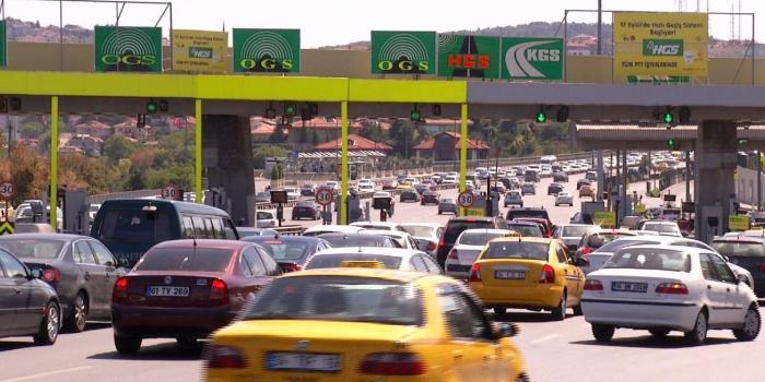 Köprü ve otoyol gelirleri 905.1 milyonu aştı