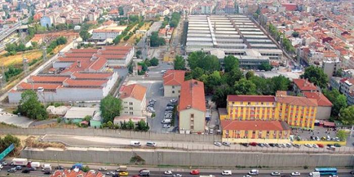 Bayrampaşa Cezaevi Projesi ay sonunda start alıyor